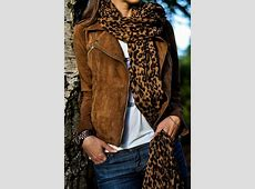 Best 25+ Animal Print Fashion ideas that you will like on ... Leather Jackets For Women Light Brown