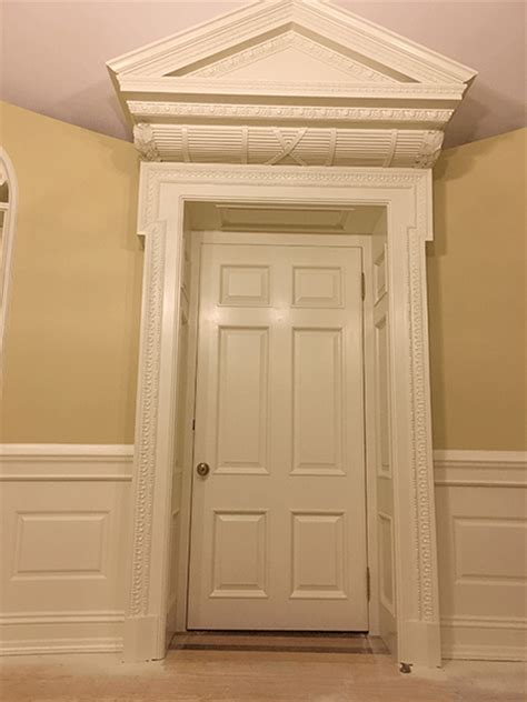oval office design curved wainscoting pictures from oval office design llc
