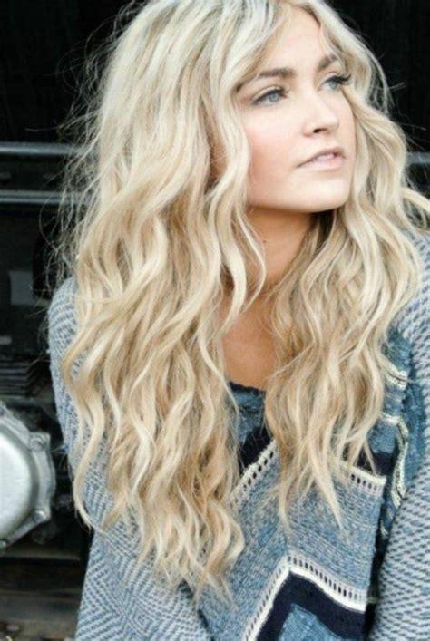 Frisuren Lang Blond by Lange Haare Frisuren Aktualisiert April Unsere