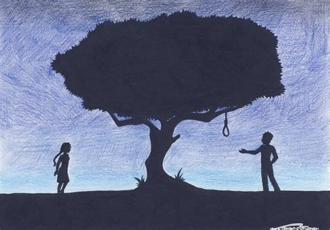 the hanging tree the the hanging tree by miriamartist on