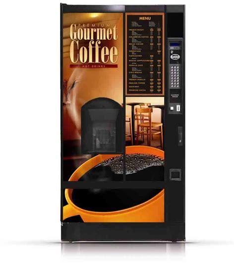 Coffee Vending Machines   Servco Vending