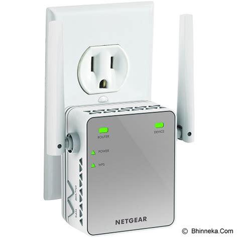 Wifi Termurah jual range extender netgear n300 wifi range extender