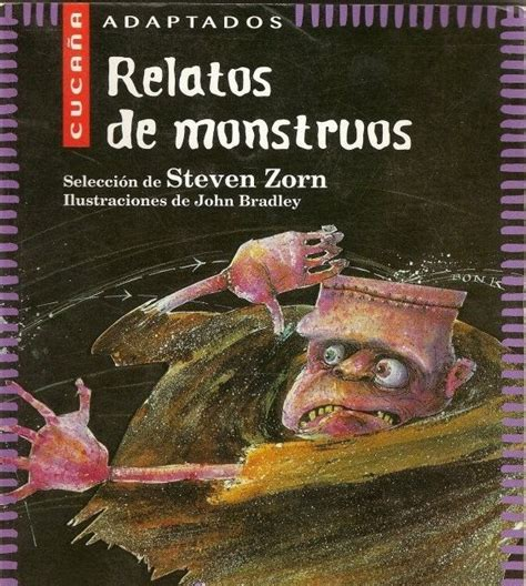 libro relatos de monstruos nuestros libros relatos de monstruos