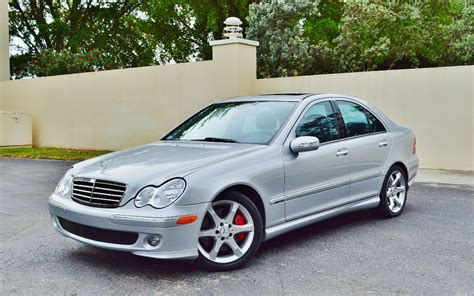Mercedes C230 2007 by C230 Auto Express