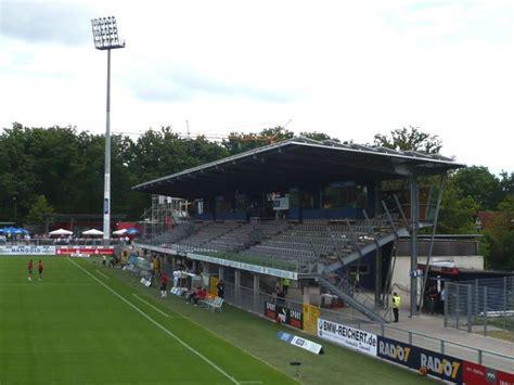 scholz aalen scholz arena st 228 dtisches waldstadion aalen stadiumdb