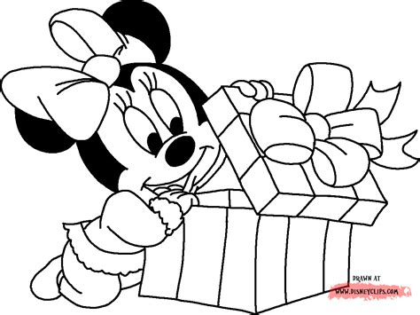 mickey and minnie christmas coloring pages az coloring pages