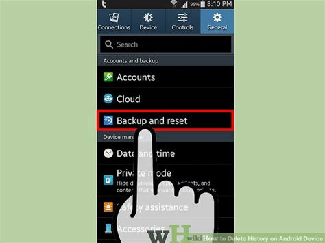 delete history on android phone 5 easy ways to delete history on android device wikihow