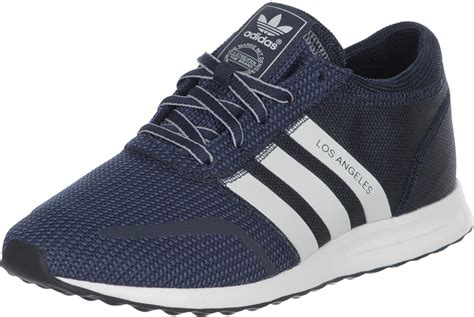 adidas los angeles shoes blue white