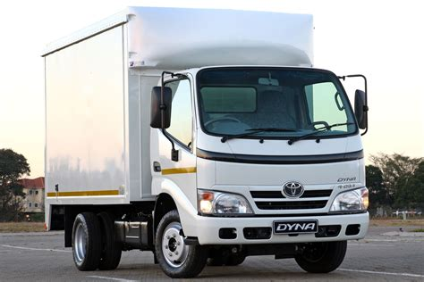 toyota trucks sa hino at the johannesburg motor truck and bus show