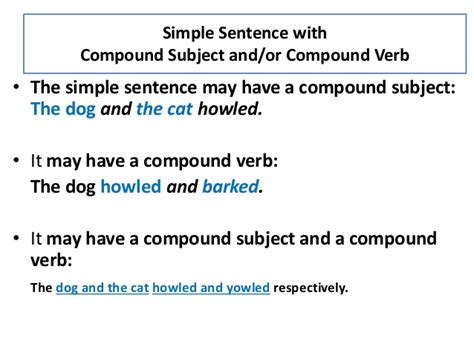 the simple secrets of sentence variety complex verb exles popflyboys