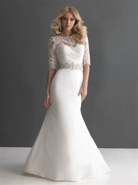 Bridal Gowns With Sleeves by Dressybridal Wedding Dresses Fall 2013 Collection
