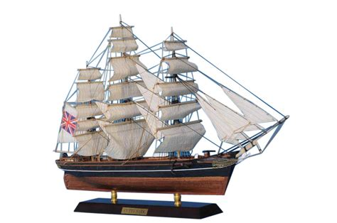 Christian Home Decor Wholesale by Buy Wooden Cutty Sark Limited Tall Model Clipper Ship 20
