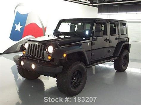 jeeps for sale michigan used lifted jeep wranglers for sale in michigan