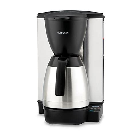 bed bath and beyond coffee makers buy thermal coffee makers from bed bath beyond