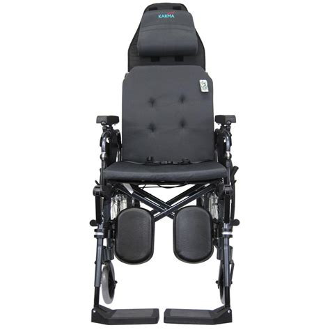 recliner wheel chair karman healthcare mvp 502 reclining self propel wheelchair