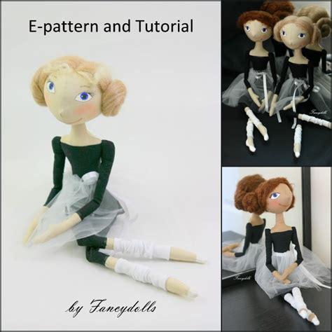visitor pattern c tutorial cloth doll sewing pattern tutorial little ballerina pdf