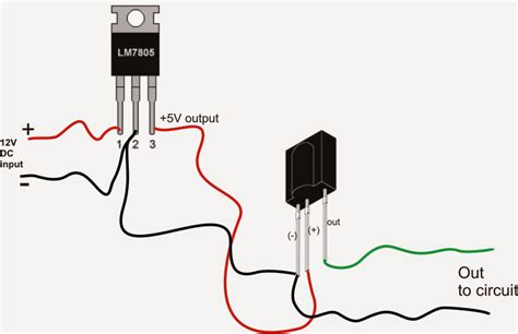 Diy Meaning how to connect a tsop1738 ir sensor