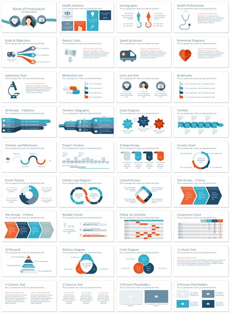 Healthcare Powerpoint Template Presentationdeck Com Healthcare Presentation Templates