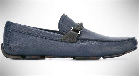salvatore ferragamo classic boat shoes that are business