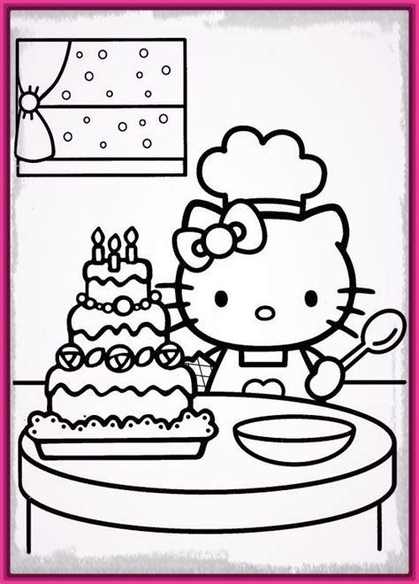 imagenes de navidad para colorear tiernas dibujos para colorear de hello kitty para imprimir de