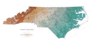 carolina wall map carolina wall map a spectacular physical map of