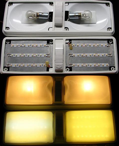 Rv Lights by Specialty Project Rv Lighting Inspiredled