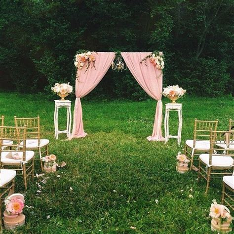 How To Decorate A Backyard Wedding by Outdoor Weddings Outdoor Wedding Ceremonies And Wedding
