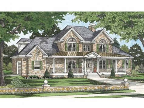 Original Home Plans | eplans traditional house plan five bedroom traditional