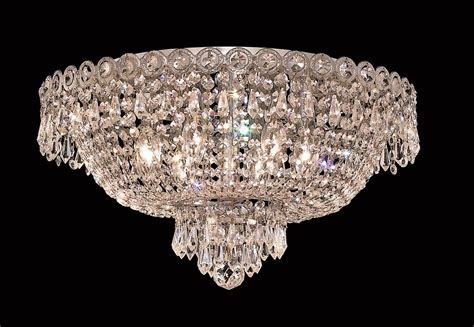 elegant lighting  lights flush mount chandelier