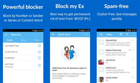 Blockers Free How To Block Calls And Texts On An Android Phone Phandroid