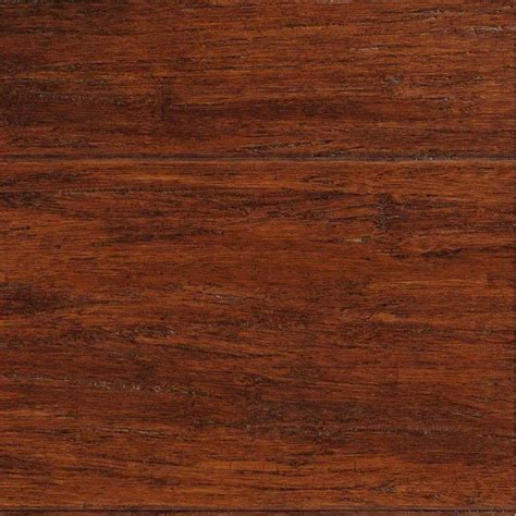 strand woven brown click lock engineered bamboo flooring