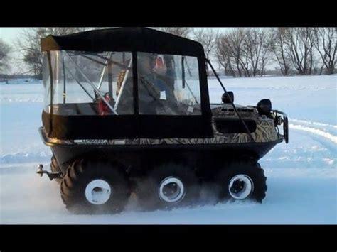 Volkner Mobil Performance by 6 X 6 Amphibious Offroad Argo Utv Grizzly Atv 600 4 X