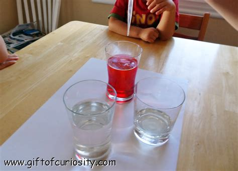 when did color begin disappearing colors experiment science activity for