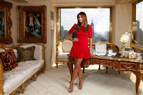 inside trumps penthouse inside donald and melania s new york city penthouse