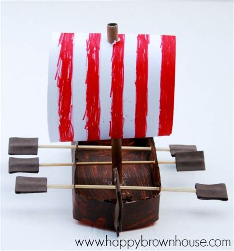 viking crafts for to make 1000 images about craft ideas on viking ship