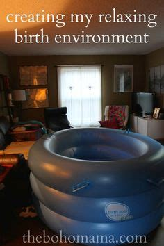 Creating A Relaxing Environment | homebirth spaces on pinterest home births births and