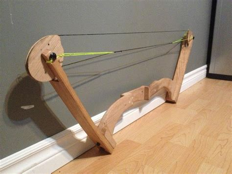 How To Make Handmade Bows - home made oak compound bow