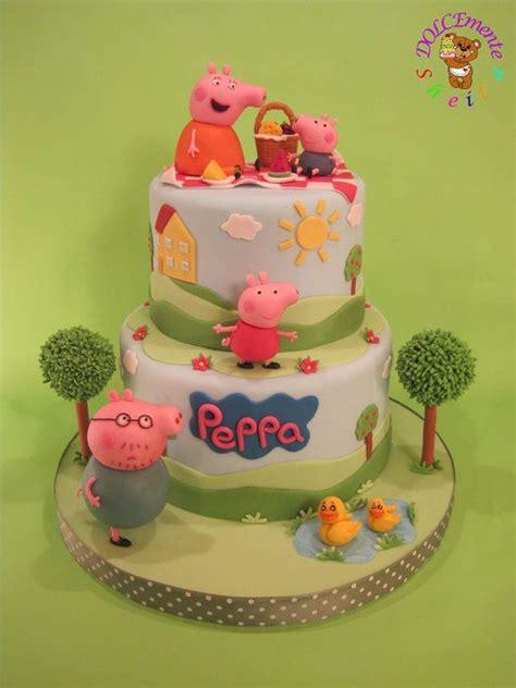 peppa pug cake 25 best ideas about peppa pig birthday cake on peppa pig cakes george