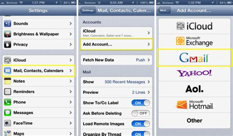 Gmail Calendar On Iphone The Best Way To Sync Gmail Calendar With Iphone