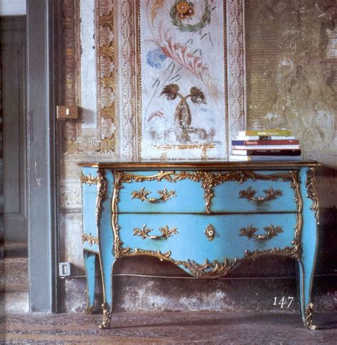 commode turquoise 187 louis xv chest of drawers colorstop and best italian