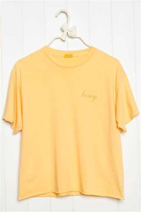 Honey T Shirt aleena honey embroidery top