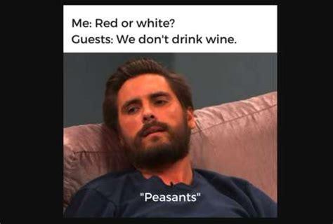 funniest wine memes  national drink wine day thrillist