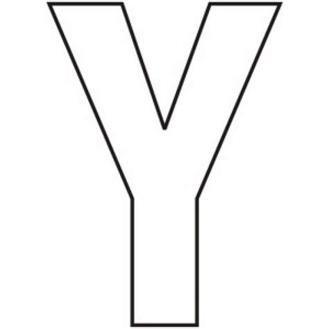 My Letter Y Coloring Page by Initial Monogram Self Adhesive Self Adhesive Vinyl Letters