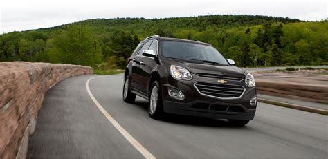 chevy terrain 2016 chevy equinox vs 2016 gmc terrain a comparison