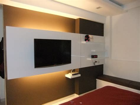 Tv In Floor by Wall Hung Tv Console