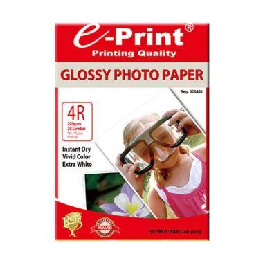 Blueprint Transfer Paper Bp Tka4160 A4 5 Sheet 160 Gsm jual kertas foto glossy a4 harga promo menarik blibli