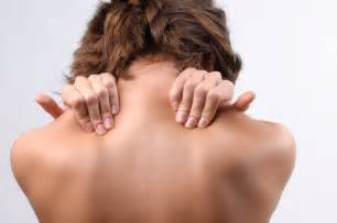 Back pain treatments upper back pain relief causes and cures