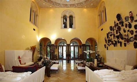 mediterranean living room arch design picture interior