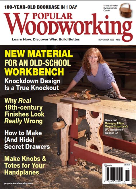 woodworking magazines lvl workbench plans free popular woodworking magazine