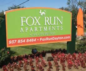 fox run rentals dayton oh apartments